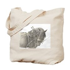 draft horse.jpg Tote Bag