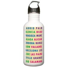 BPPG Spain Cities Water Bottle