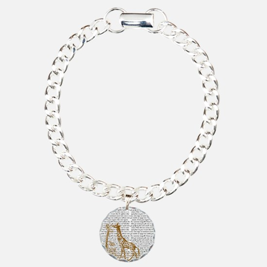 Vintage Giraffe Bracelet