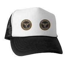 Zombie Coffee Trucker Hat