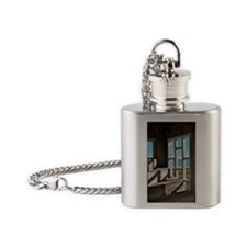 View From Within Flask Necklace