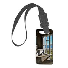 View From Within Luggage Tag