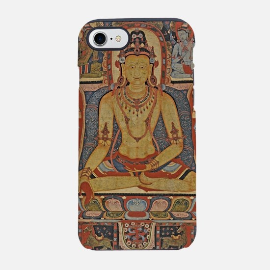 Jina Buddha Ratnasambhava Thangka iPhone 7 Tough C