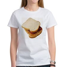 peanut butter and jelly sandwich Tee