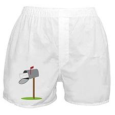 Mailbox Boxer Shorts