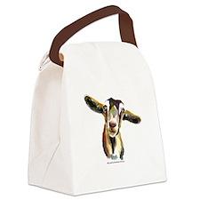 Goat Canvas Lunch Bag