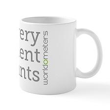every moment counts Small Mug