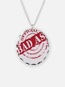 BAD ASS COACH - BLACK Necklace