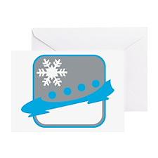 Bob symbol Greeting Card