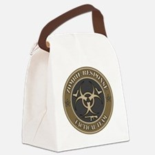 Zombie Response Tactical Team - D Canvas Lunch Bag