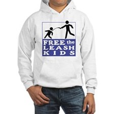 Free the Leash Kids Hoodie