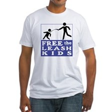 Free the Leash Kids Shirt