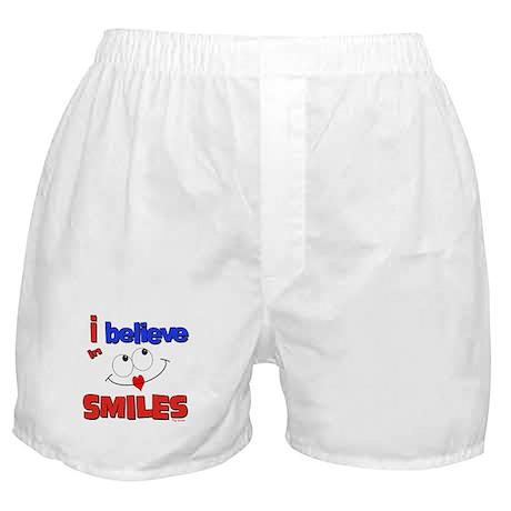 ... smiles Boxer Shorts