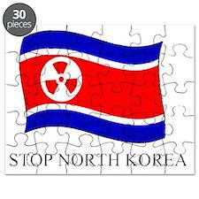 Stop North Korea Puzzle