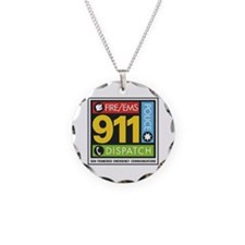 911 SAN FRANCISCO Necklace