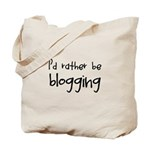 Blogging Tote Bag