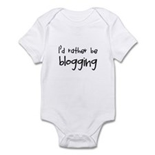 Blogging Infant Bodysuit