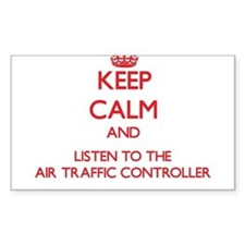 Keep Calm and Listen to the Air Traffic Controller