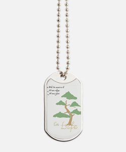 CN Life Quotes & Introspective Dog Tags