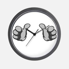 This Guy Is Awww-some Wall Clock