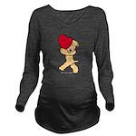 SCWTvalentine.png Long Sleeve Maternity T-Shirt