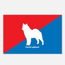 Lapphund Postcards (Package of 8)
