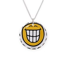 delight smiley Necklace
