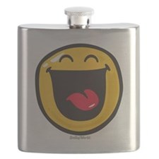 highly amused Flask