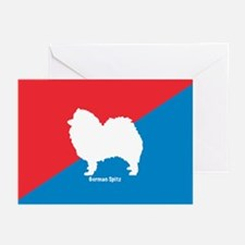 Spitz Greeting Cards (Pk of 10)