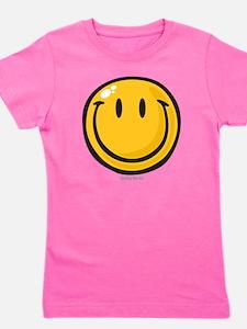 big smile smiley Girl's Tee