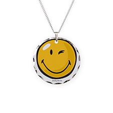 friendly wink Necklace