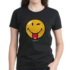 playful smiley Tee
