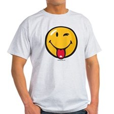 playful smiley T-Shirt