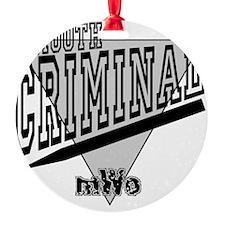 Damon Grey Ornament