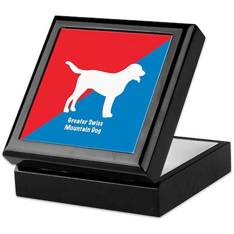 Swissie Keepsake Box