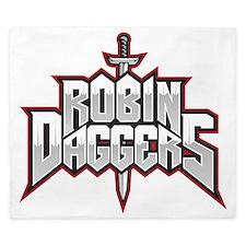 Robin Daggers King Duvet