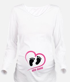 Let dog in let dog out Long Sleeve Maternity T-Shirt