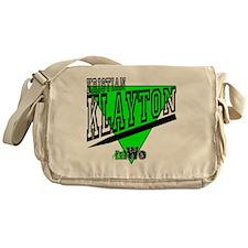 Kristian Klayton Messenger Bag