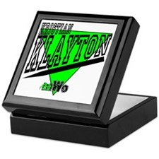 Kristian Klayton Keepsake Box