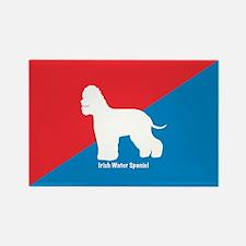 Spaniel Rectangle Magnet (100 pack)