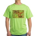 Flat Wyoming Green T-Shirt