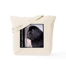 Newfoundland-Newfy Tote Bag