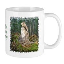 Drumming grouse Mug