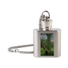 Tree2 Flask Necklace