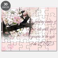 Quiet and Gentle spirit Puzzle