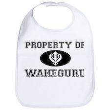 Property of Waheguru Bib