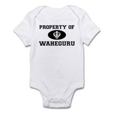 Property of Waheguru Infant Bodysuit