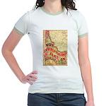 Flat Idaho Jr. Ringer T-Shirt