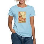 Flat Idaho Women's Light T-Shirt