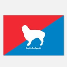 Spaniel Postcards (Package of 8)